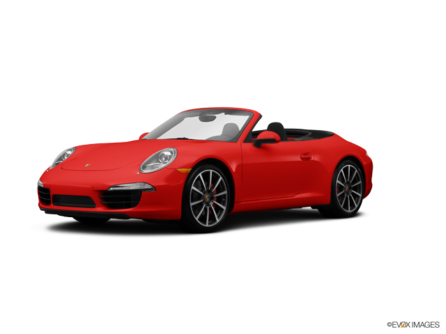 2014 Porsche 911 CARRERA S Wake Forest NC
