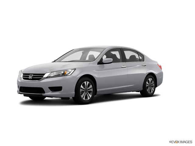 2014 Honda Accord 4DR I4 CVT LX North Attleboro MA