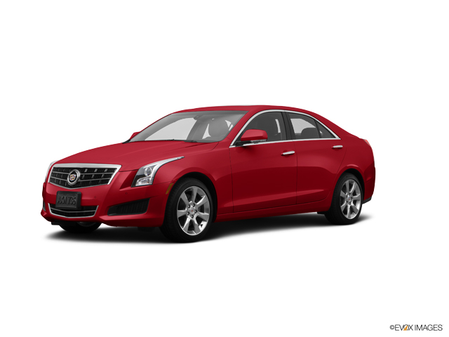 2014 Cadillac ATS LUXURY RWD Sedan Wilmington NC