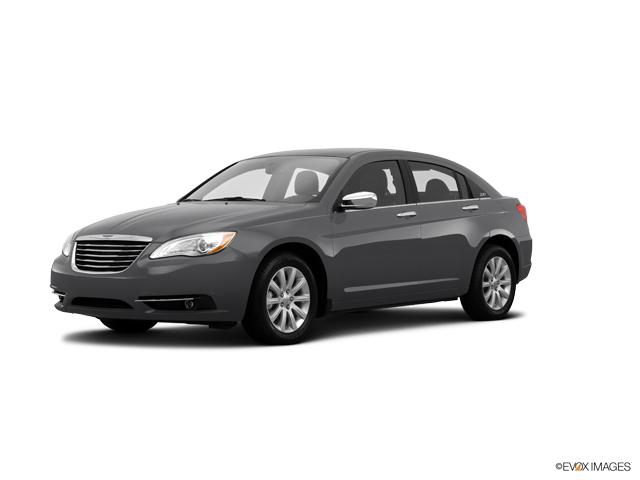 2014 Chrysler 200 4DR SDN LIMITED Clinton NC