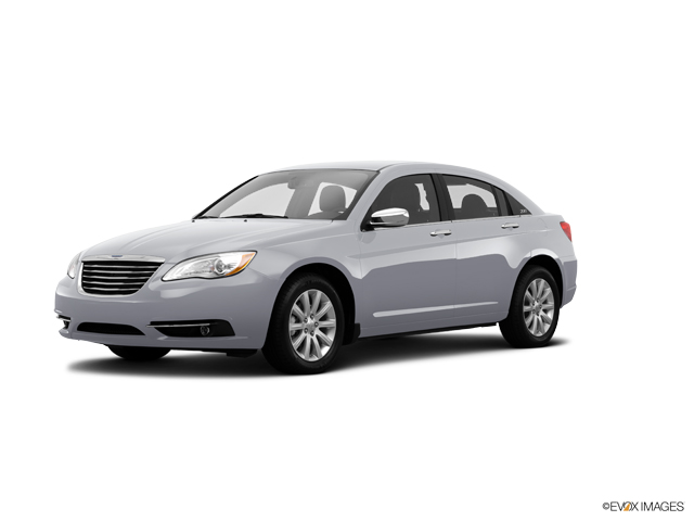 2014 Chrysler 200 4DR SDN LIMITED Clinton NC