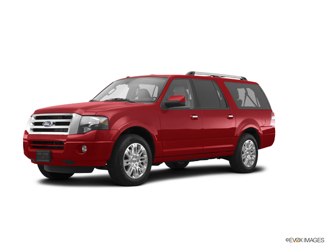 2014 Ford Expedition EL LIMITED  NC