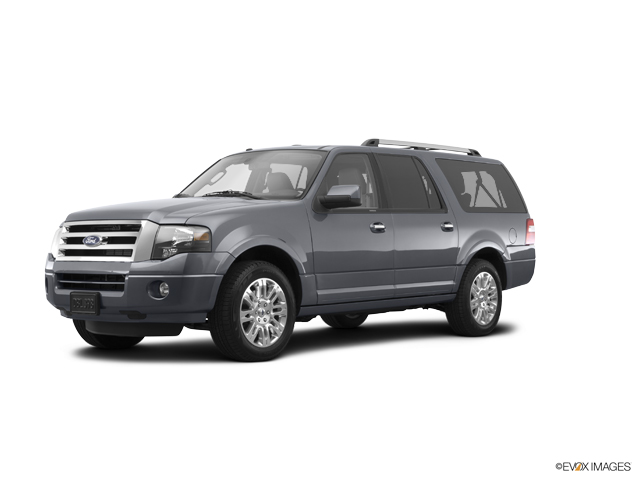 2014 Ford Expedition EL LIMITED 4x2 Limited 4dr SUV