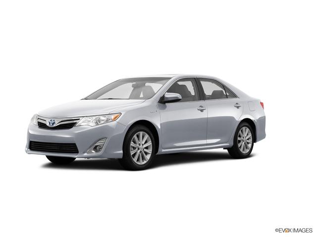 2014 Toyota Camry Hybrid XLE Apex NC