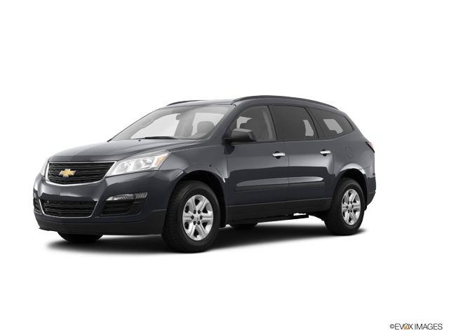 2014 Chevrolet Traverse LS 4D Sport Utility Raleigh NC