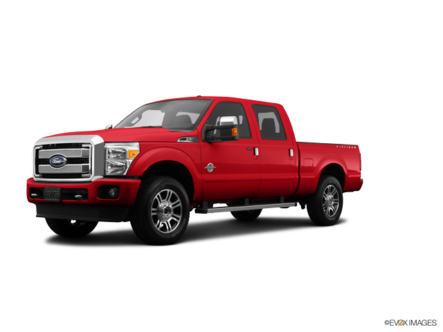 2014 Ford F-250SD 2WD SUPERCAB 4 Door Extended Cab Pickup