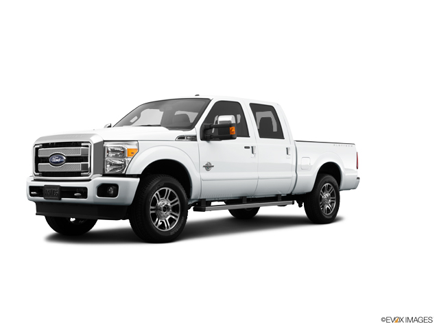 2014 Ford F-250SD XL 4 Door Extended Cab Pickup