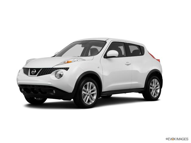 2014 Nissan JUKE 5DR WGN CVT S FWD  NC