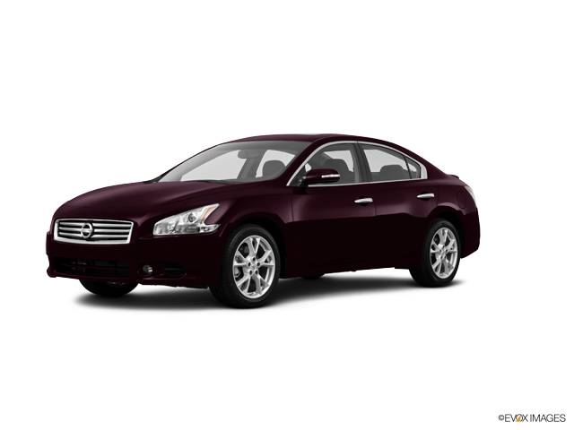 2014 Nissan Maxima 3.5 SV W/PREMIUM PKG Sedan Merriam KS