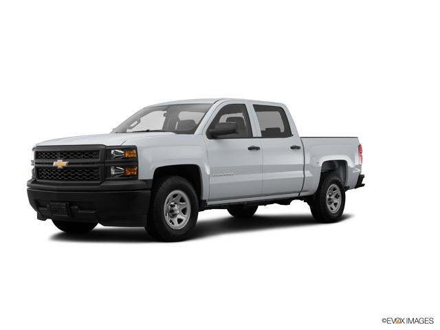 "2014 Chevrolet Silverado 1500 4WD CREW CAB 143.5"" WORK TRUCK W/1W Wake Forest NC"