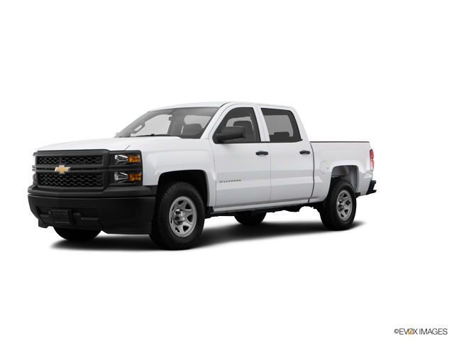 "2014 Chevrolet Silverado 1500 2WD DOUBLE CAB 143.5"" WORK TRUCK W/ Clinton NC"