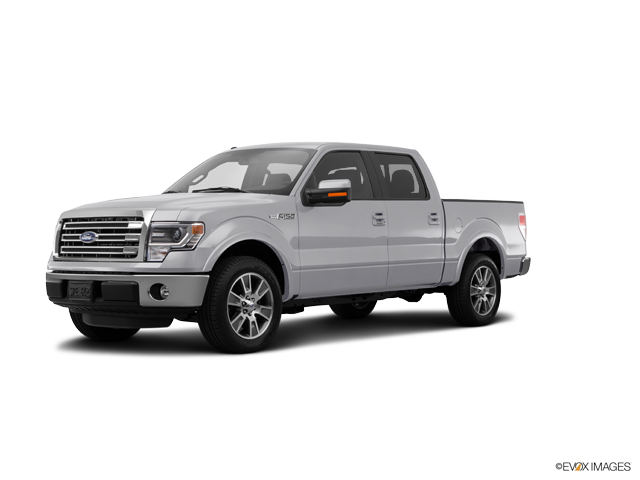 2014 Ford F-150 XLT 4D SuperCrew  NC