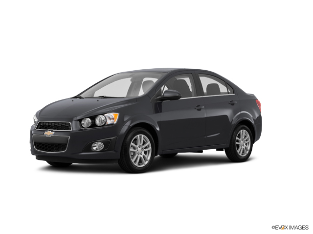 2014 Chevrolet Sonic LT Sedan Apex NC