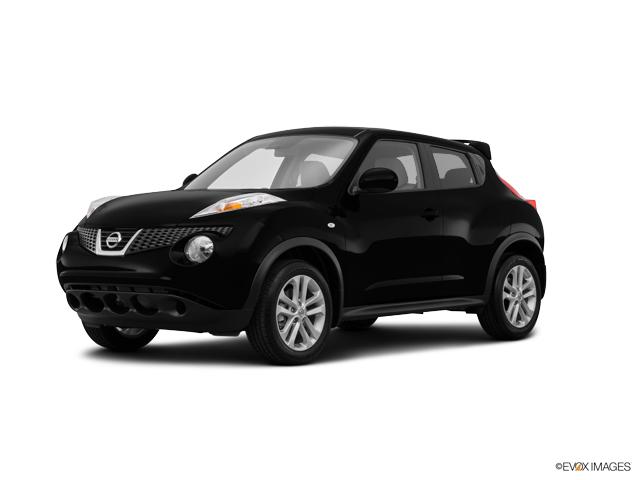 2014 Nissan JUKE SV Sport Utility
