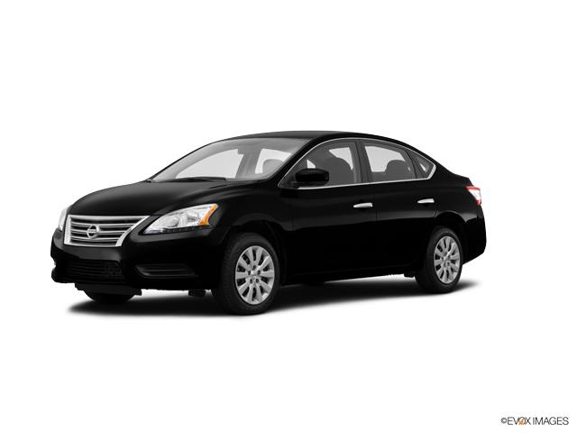 2014 Nissan Sentra 4DR SDN I4 CVT S Clinton NC