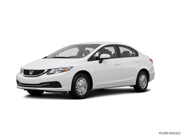 2014 Honda Civic HF Sedan North Charleston SC