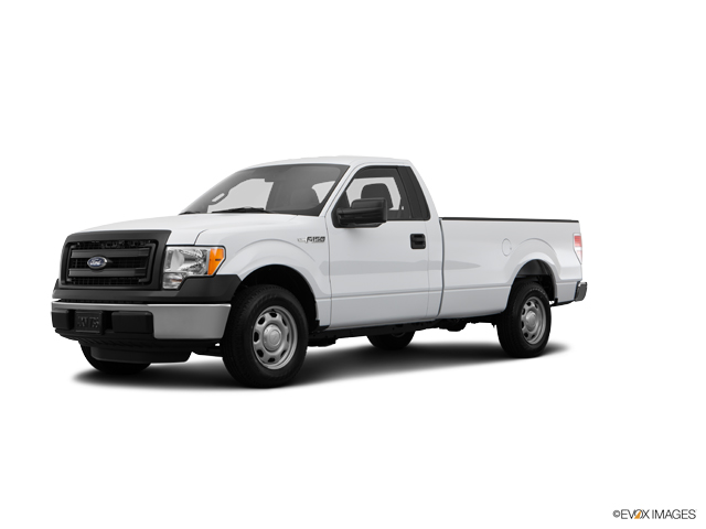 2014 Ford F-150 XL Short Bed