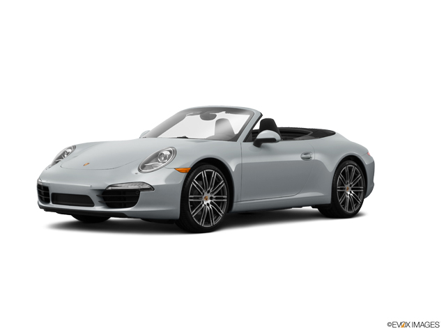 2015 Porsche 911 CARRERA 2dr Car