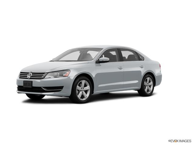 2015 Volkswagen Passat 1.8T SE 4dr Car