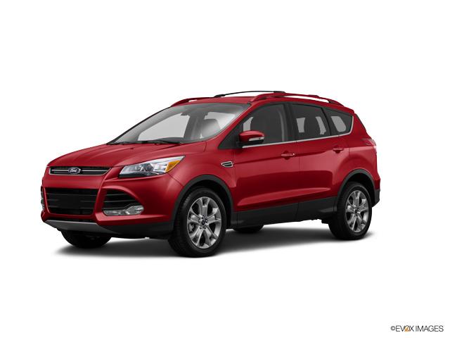 2015 Ford Escape TITANIUM Greensboro NC