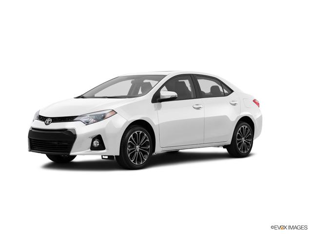 2015 Toyota Corolla S PREMIUM Salisbury NC