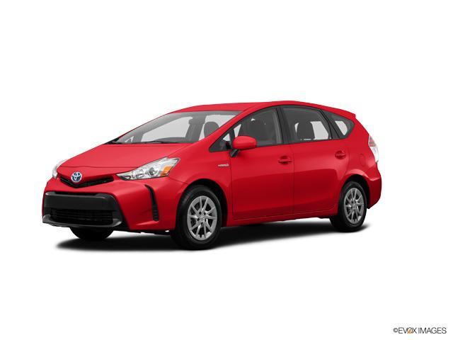 2015 Toyota Prius V 5DR WGN FOUR