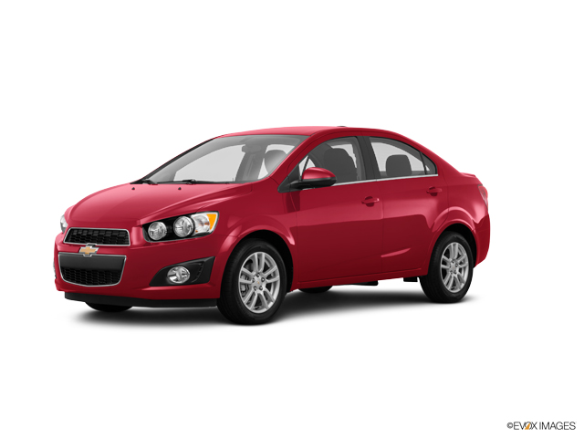 2015 Chevrolet Sonic LT Hatchback North Charleston SC