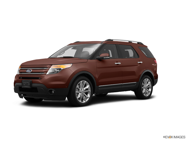 2015 Ford Explorer LIMITED Cary NC