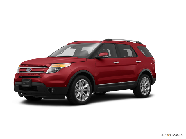 2015 Ford Explorer LIMITED Rocky Mt NC