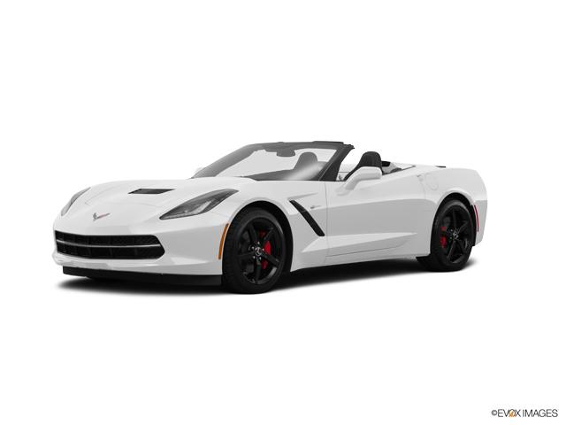 2015 Chevrolet Corvette 2DR STINGRAY CPE W/1LT