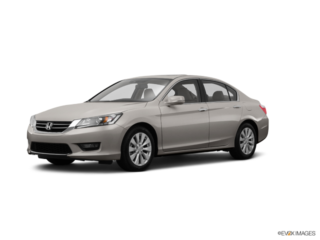 2015 Honda Accord Sedan EX-L 4dr Car