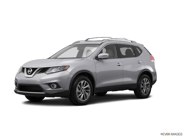 2015 Nissan Rogue SL 4D Sport Utility Lexington NC