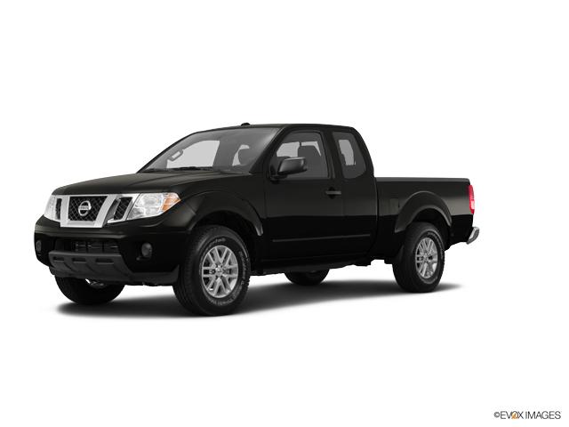 2015 Nissan Frontier 4WD CREW CAB SWB AUTO SV