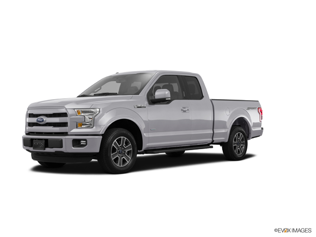 2015 Ford F-150 LARIAT Short Bed