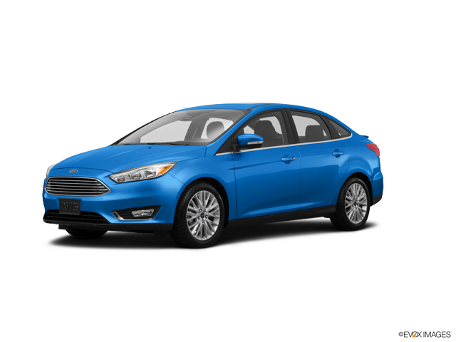 2015 Ford Focus TITANIUM Hatchback Greensboro NC