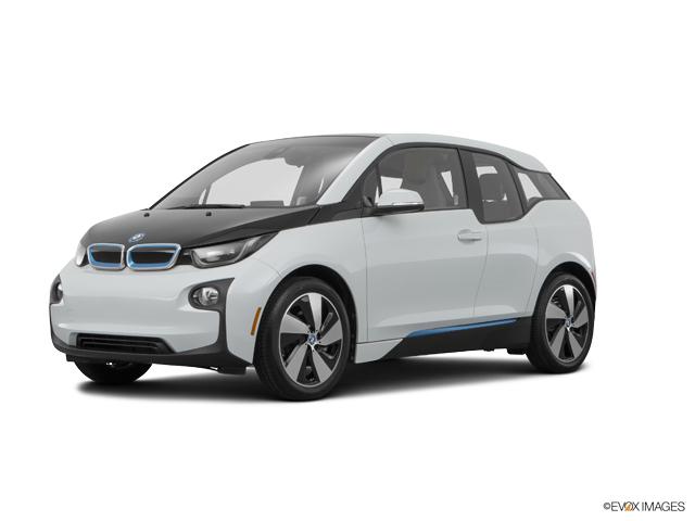 2015 BMW i3 4DR HB W/RANGE EXTENDER Hatchback Merriam KS