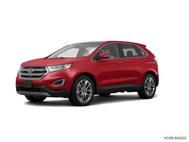 2015 Ford Edge 4DR TITANIUM FWD Clinton NC