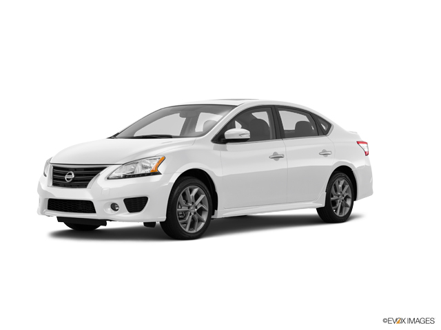 2015 Nissan Sentra S Sedan Merriam KS