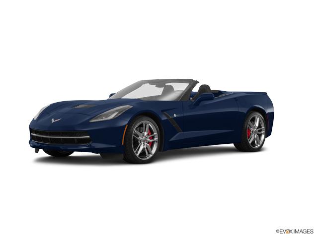 2015 Chevrolet Corvette 2DR STINGRAY Z51 CPE W/2LT