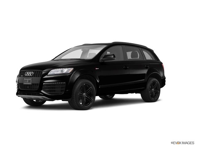 2015 Audi Q7 QUATTRO 4DR 3.0T S LINE PRESTIGE Wake Forest NC