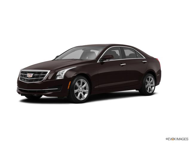 2015 Cadillac ATS Sedan LUXURY AWD Sedan Apex NC