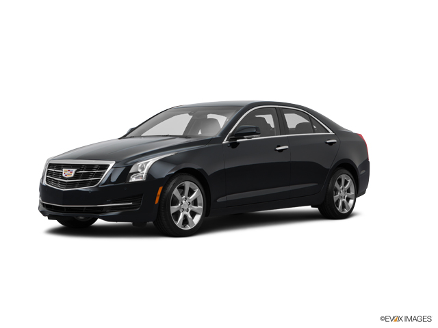 2015 Cadillac ATS Sedan LUXURY AWD 4dr Car