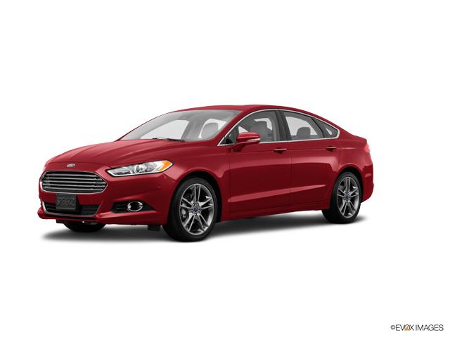 2015 Ford Fusion TITANIUM Raleigh NC