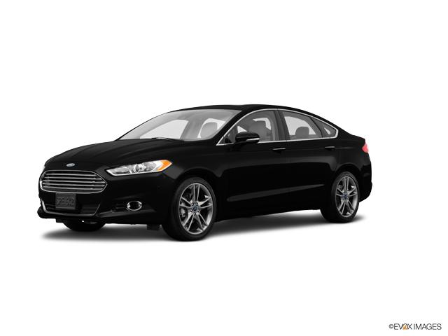 2015 Ford Fusion TITANIUM Winston-Salem NC