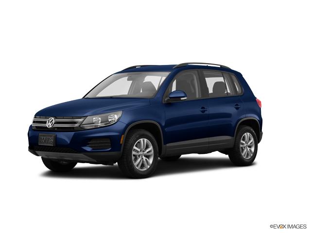 2015 Volkswagen Tiguan S Sport Utility