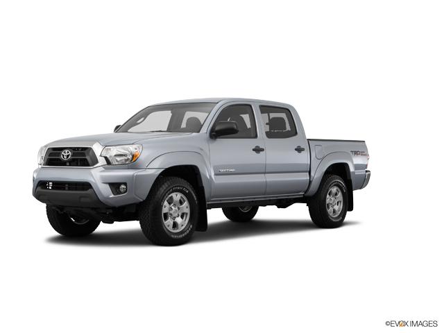 2015 Toyota Tacoma V6 4x4 V6 4dr Double Cab 6.1 ft SB 5A Newton NJ