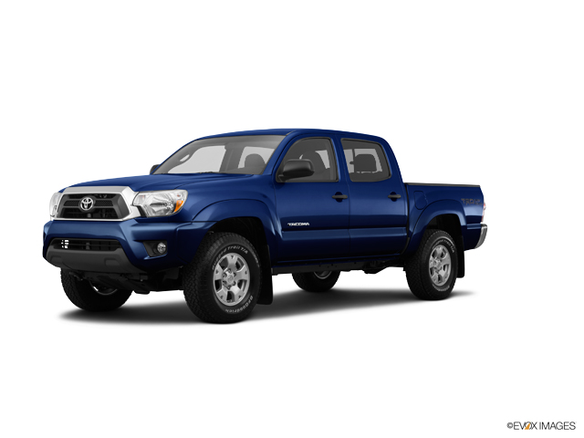 2015 Toyota Tacoma 4WD DOUBLE CAB LB V6 AT Norwood MA