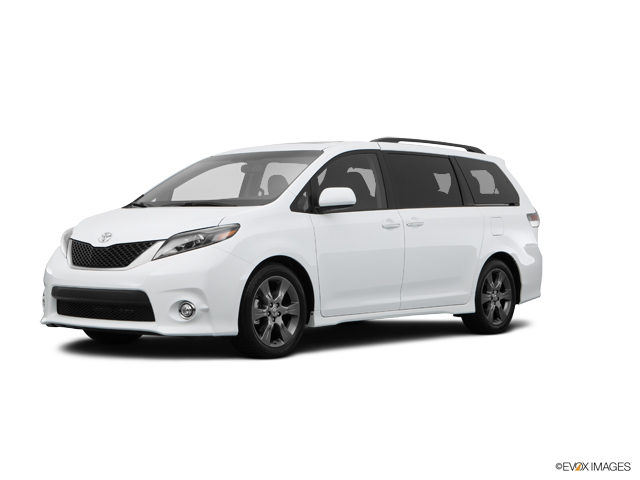 2015 Toyota Sienna SE Minivan Merriam KS