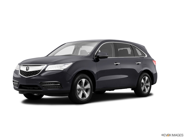 2015 Acura MDX ADVANCE/ENTERTAINMENT PKG SUV Apex NC