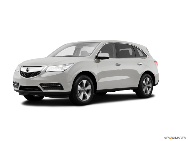 2015 Acura MDX TECH/ENTERTAINMENT PKG SUV Apex NC